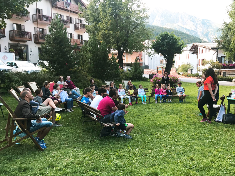 Park Hotel Sport 4 stelle, hotel per famiglie ad Andalo