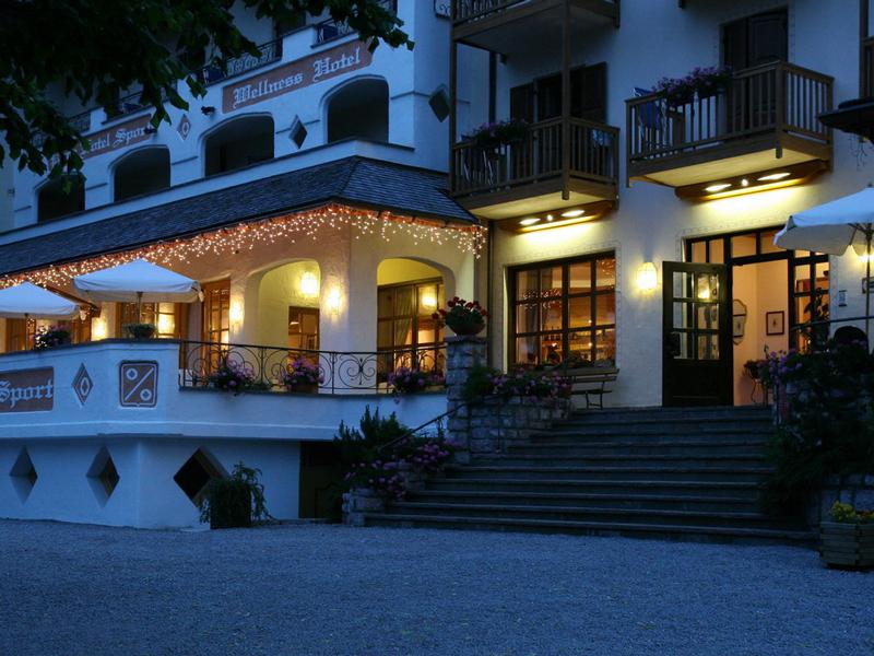 Hotel andalo 4 stelle con centro benessere e servizi family - Hotel andalo con centro benessere e piscina ...