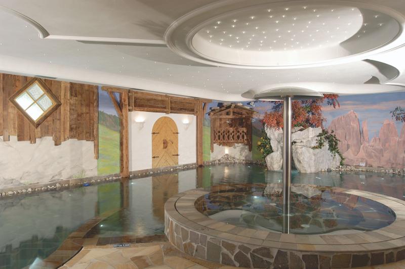 Wellness ad andalo in hotel con centro benessere park - Hotel andalo con centro benessere e piscina ...