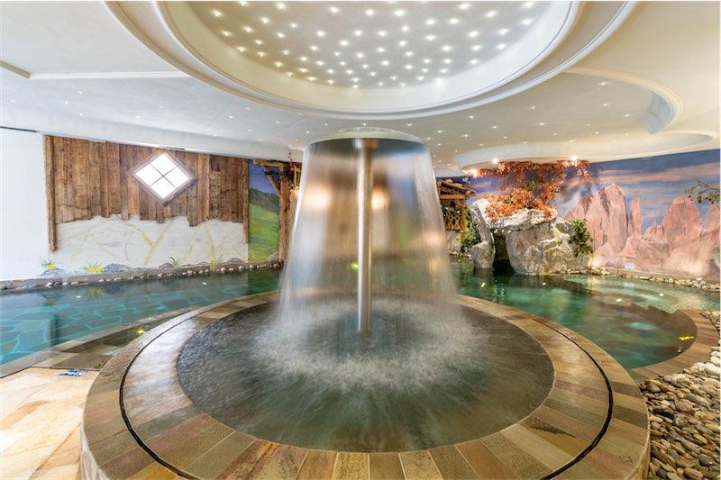 Hotel ad andalo con piscina per sport e relax park hotel sport - Hotel in montagna con piscina ...